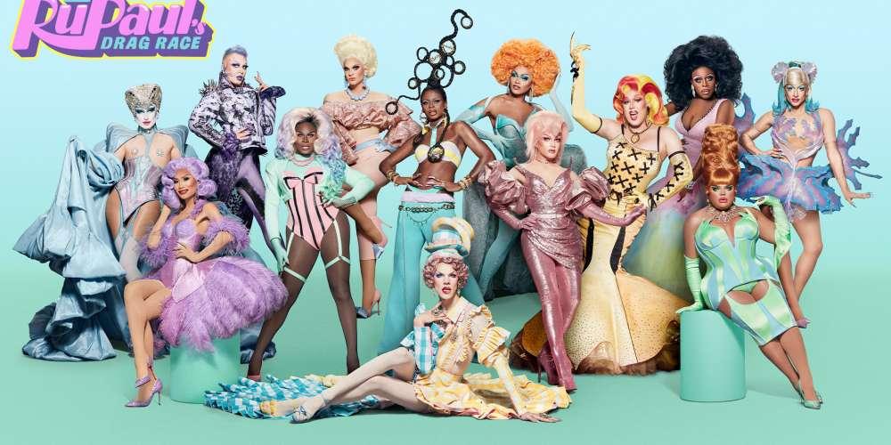 RuPaul's Drag Race saison 13: Le cast et la date de diffusion dévoilés |  Hornet, the Gay Social Network