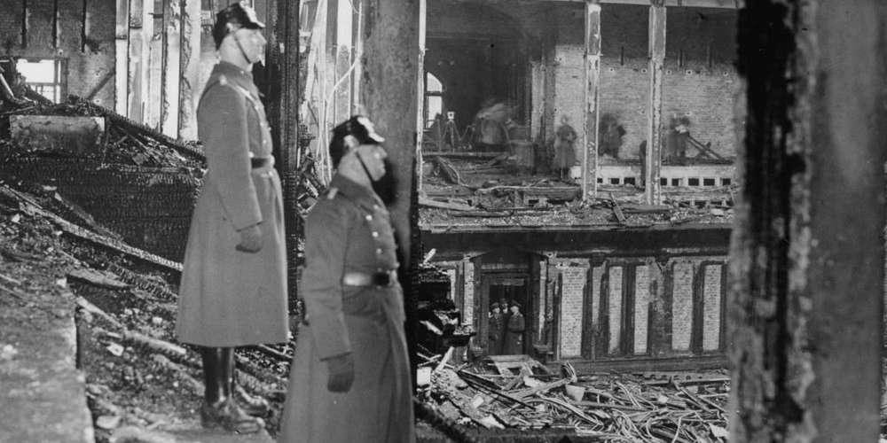 En 1933, los nazis declararon una 'emergencia nacional' y luego secuestraron, torturaron y asesinaron a homosexuales