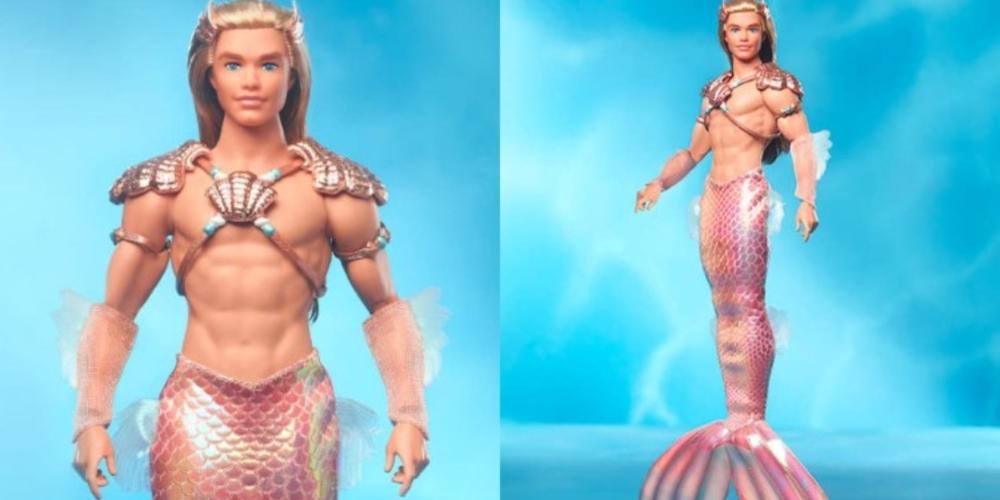 Gay Culture: novo boneco Merman Ken da Mattel vem com arnês e é lindo!