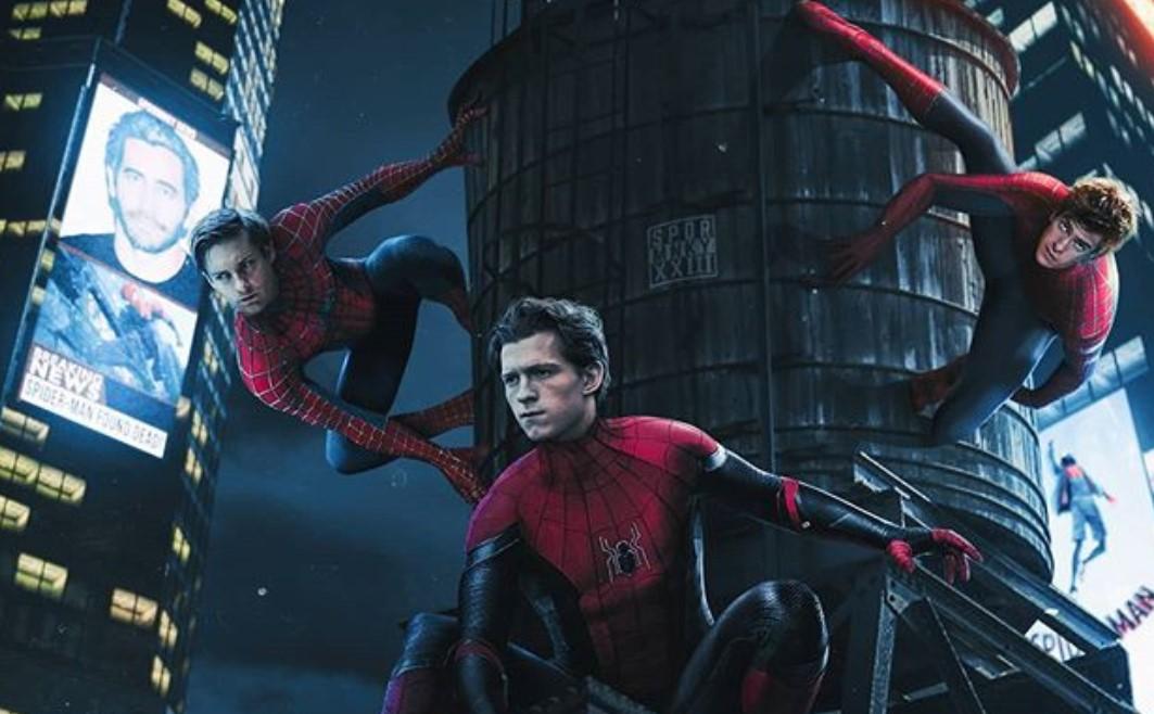 marvel's phase four, shirtless superhero spider-man 3