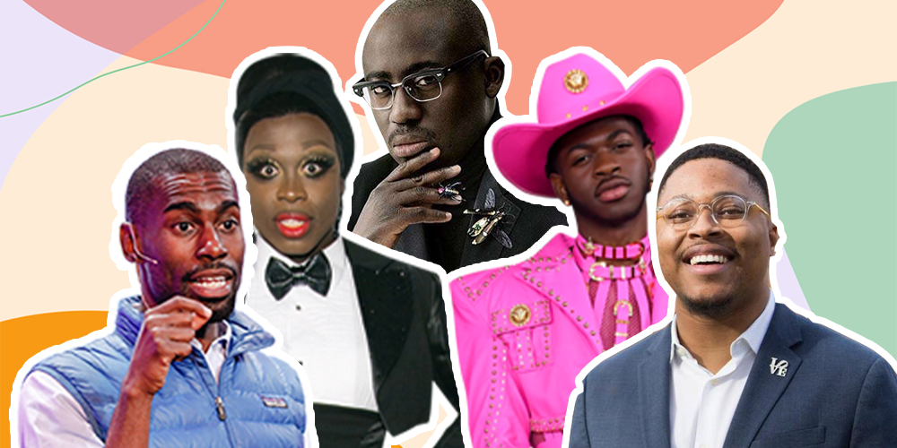 8 Black Queer Men We Celebrate for Bringing Needed Change