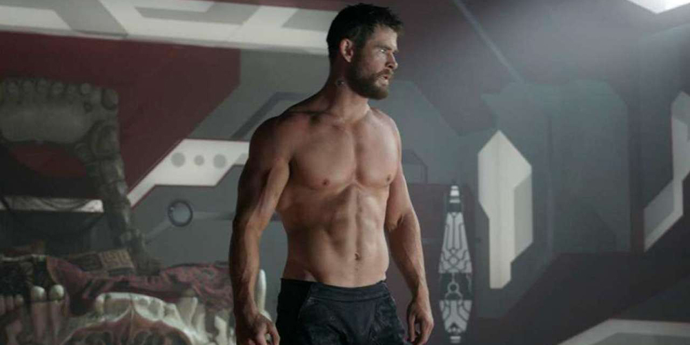 Superhero Shirtless Scenes We Want To See In Marvel's Phase Four