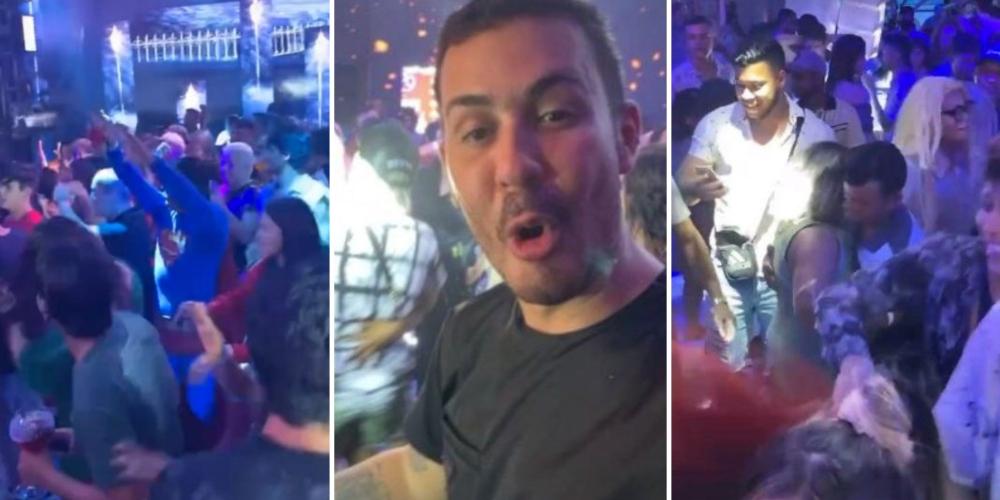 Carlinhos Maia é detonado após mega festa em plena pandemia
