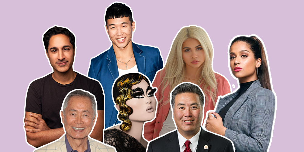 18 Queer People Of Asian Descent Who Are Kicking Ass in 2021