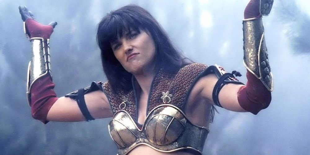 After All These Years, Xena is STILL Kicking Hercules' Ass