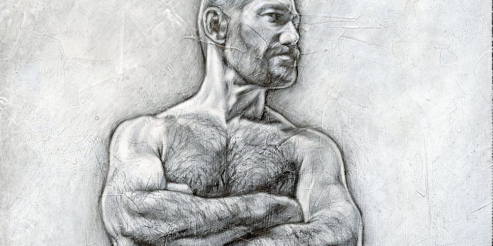 La Hermosa Obra de Chris López Explora la Sensualidad sin Ser Vulgar (NSFW)