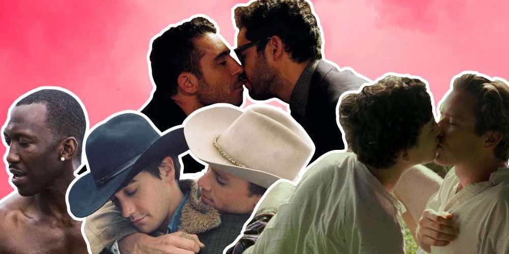 Лучшие гей-секс сцены за последние 20 лет собраны в этих 10 фильмах