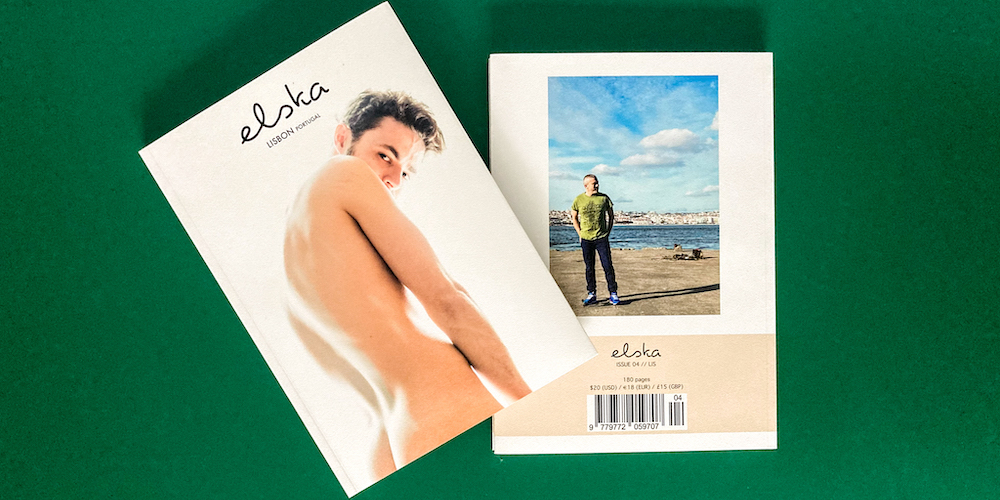 Elska Magazine Showcases the Bodies and Voices of Gay Lisbon, Portugal