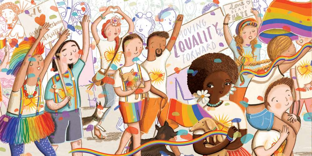 Help Spread the Gay Agenda With These LGBTQ Children's Books