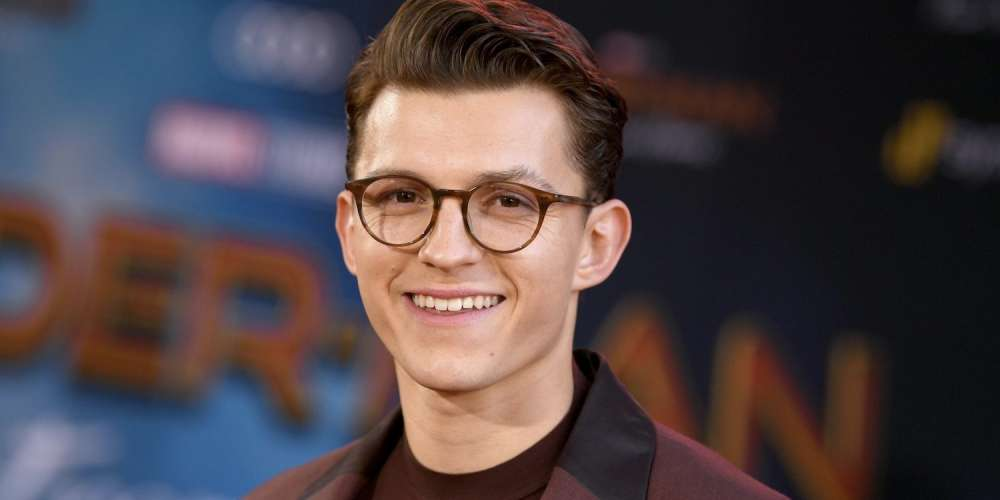5 Projects That Made a Star of Tom Holland, the Guy We're Swooning Over This Week