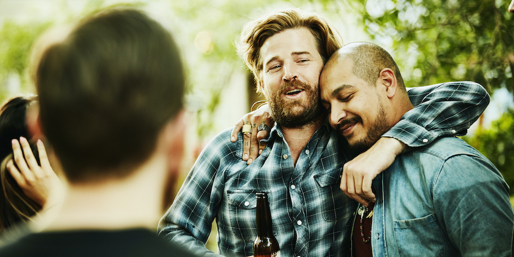 This Gay Sex Therapist Claims Sex Between Straight Men Is Just 'A Guy Thing'