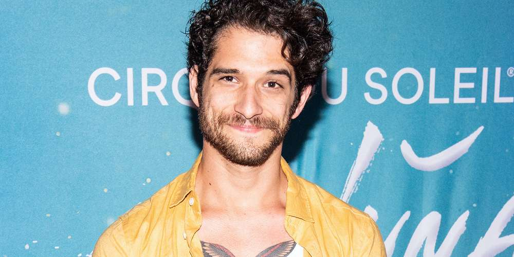 5 Reasons We're Swooning Over Tyler Posey, Who's Currently Trending for All the Right (NSFW) Reasons