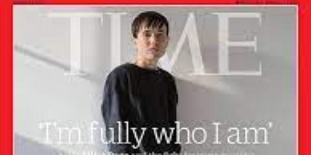 Elliot Page diz que sabia que queria ser um menino desde os nove anos