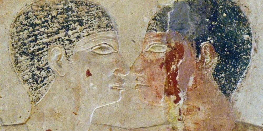 The First Gay Couple Recorded in History Dates All the Way Back to Ancient Egypt