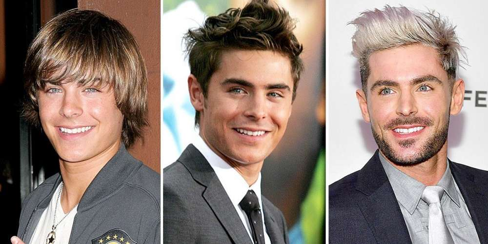 From Twink to Twunk: A Look Back at Zac Efron's Swoon-Worthy Evolution