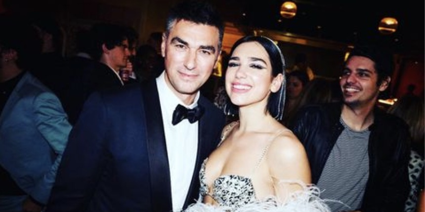 New Crush Alert: We Need to Talk About Dua Lipa's Dad