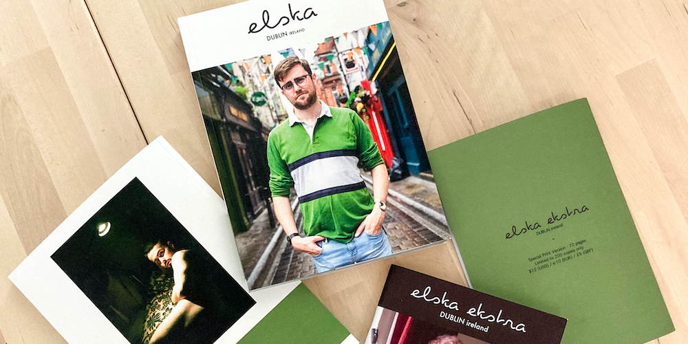 Elska Gets Intimate With the Gay Community of Dublin, Ireland