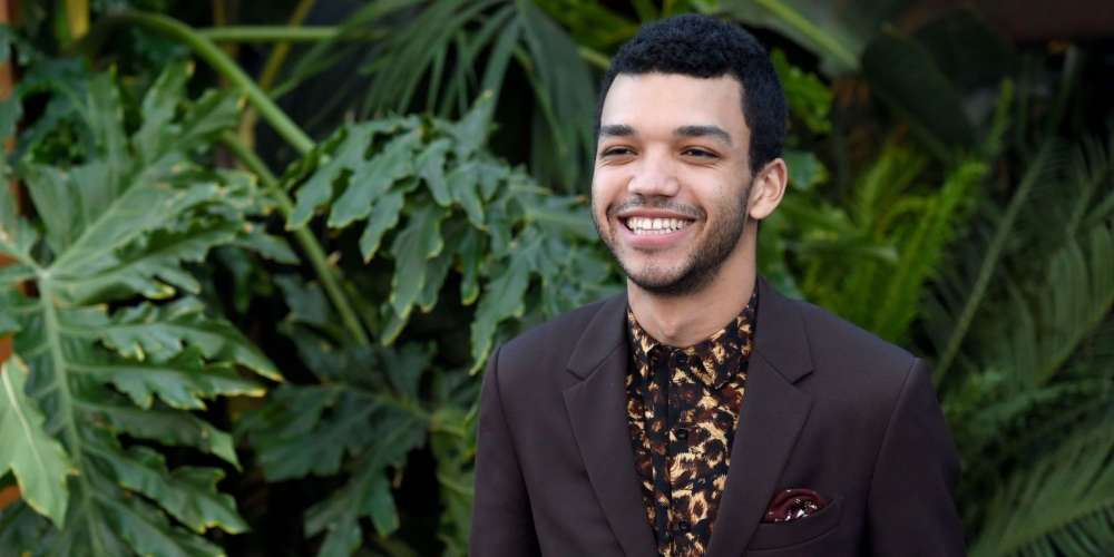 5 Reasons We Can't Help But Swoon Over Justice Smith