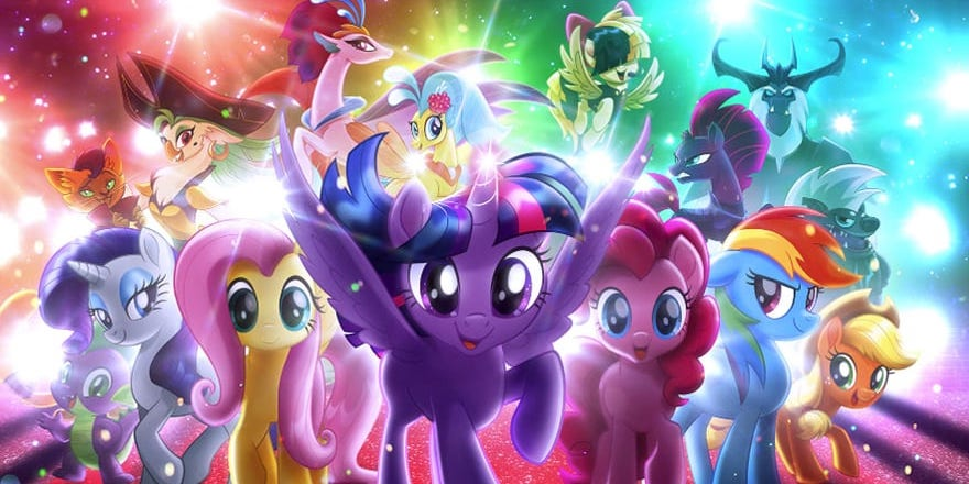 Well, We Found the Bizarre and Dangerous Intersection of White Supremacy and 'My Little Pony'