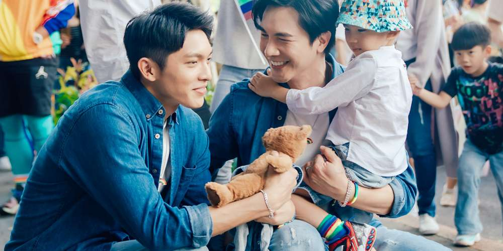 'Papa & Daddy' Breaks Barriers as Asia's First Original Series About Gay Parenting