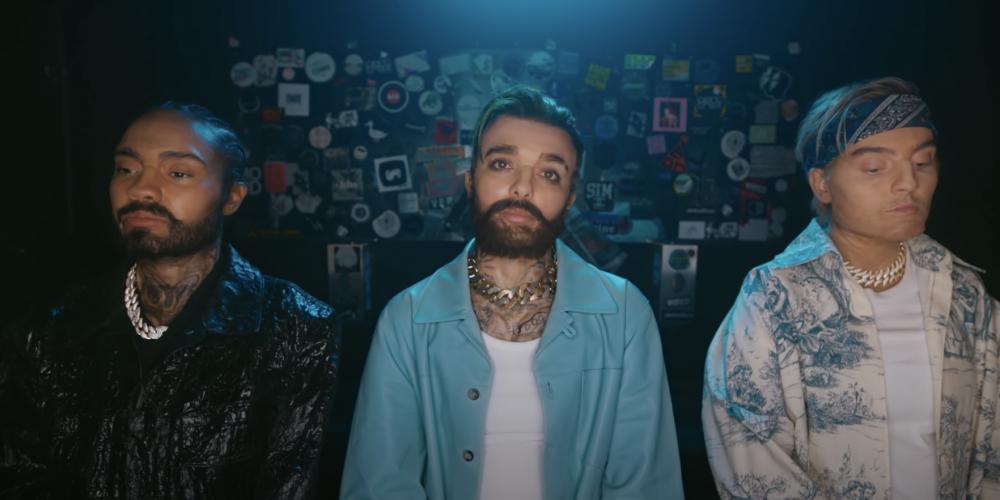 Drag-kings et drag-queens dans le nouveau clip réjouissant des Little Mix