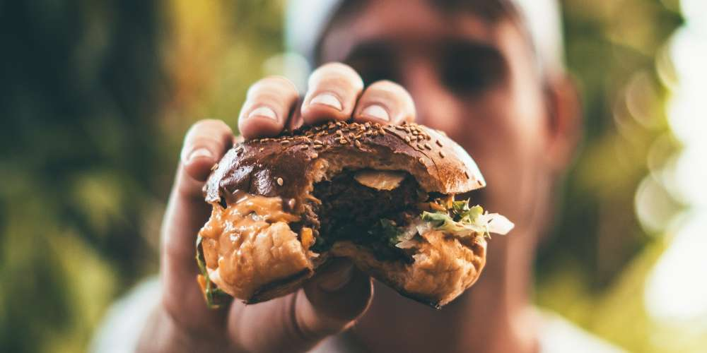 'No Meat May' Survey: Most Men Would Choose to Die a Decade Early Before They'd Stop Eating Meat