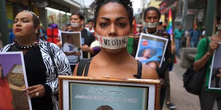 เหตุการณ์'ล้างสังคม'จากสตรีข้ามเพศที่ฮอนดูรัสอาจจะจบลงในไม่ช้า
