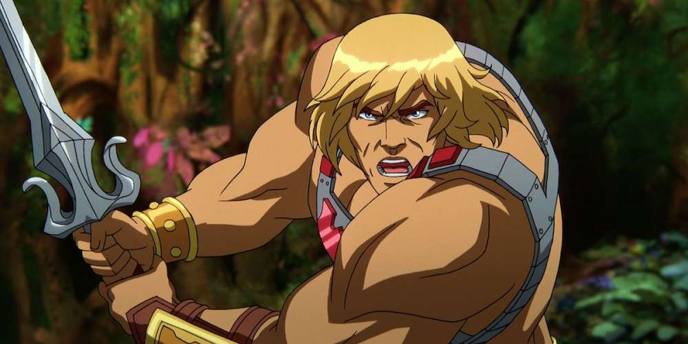 Get Ready for He-Man's Latest Incarnation, Coming to Netflix (Photos)