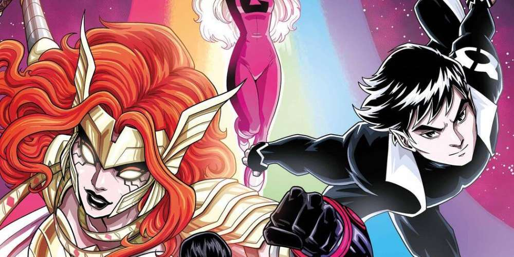 Preview Marvel Comics' First-Ever Issue Dedicated to Pride Month and LGBTQ Heroes