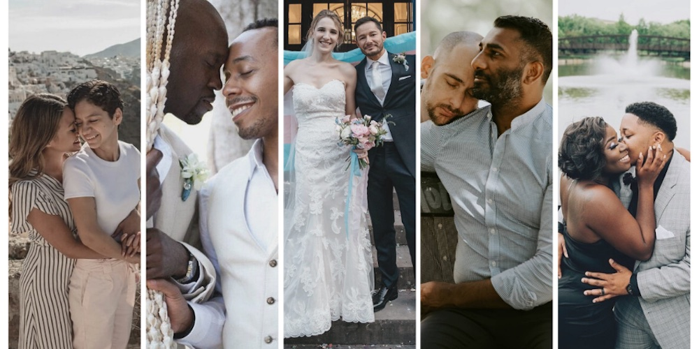 Find a Place to Get Hitched With This Guide to Global Marriage Equality