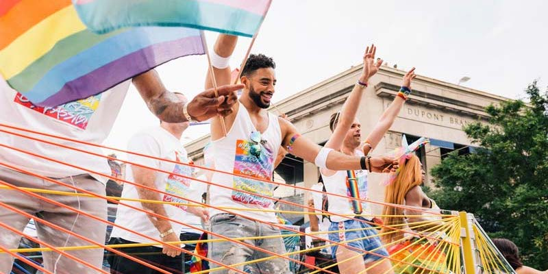 The Top-Rated Pride Parade in the United States Is Actually Not New York City's