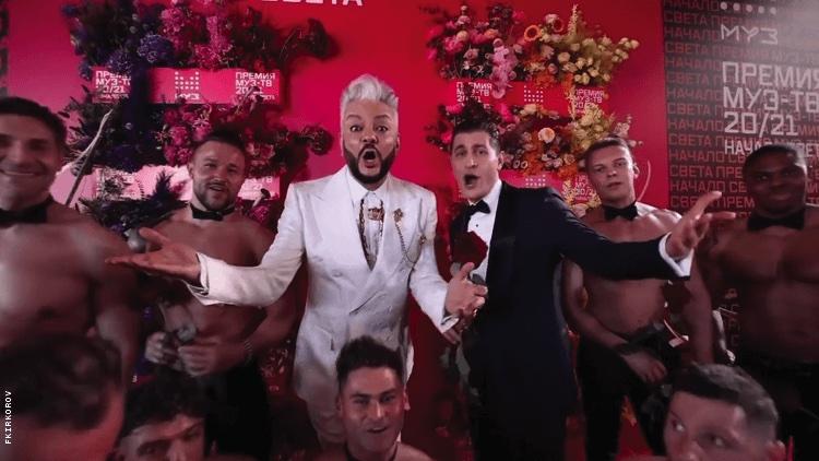 Russian Pop Star Sparks 'Gay Propaganda' Investigation After Music Awards