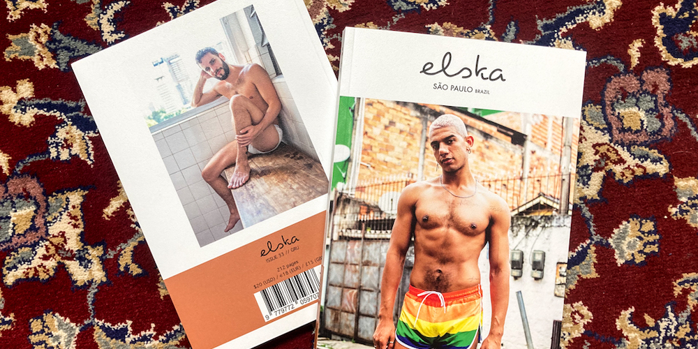 Elska's New Issue Shares the Bodies and Voice of Queer São Paulo, Brazil