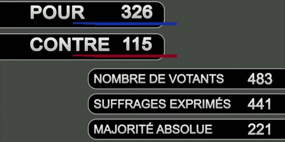 L'Assemblée Nationale vote définitivement l'ouverture de la PMA aux couples lesbiens et aux femmes seules