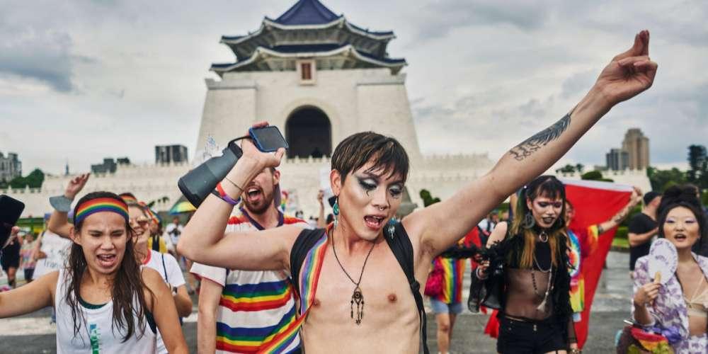 Kaohsiung Pride Makes Bid To Host WorldPride 2025 in Taiwan