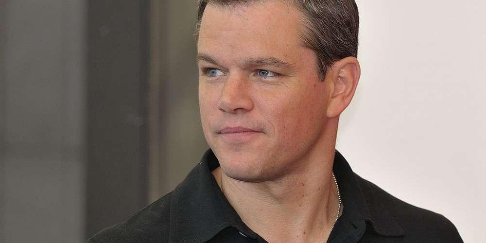 Matt Damon n'utilise plus le mot «pédé», mais seulement depuis quelques mois