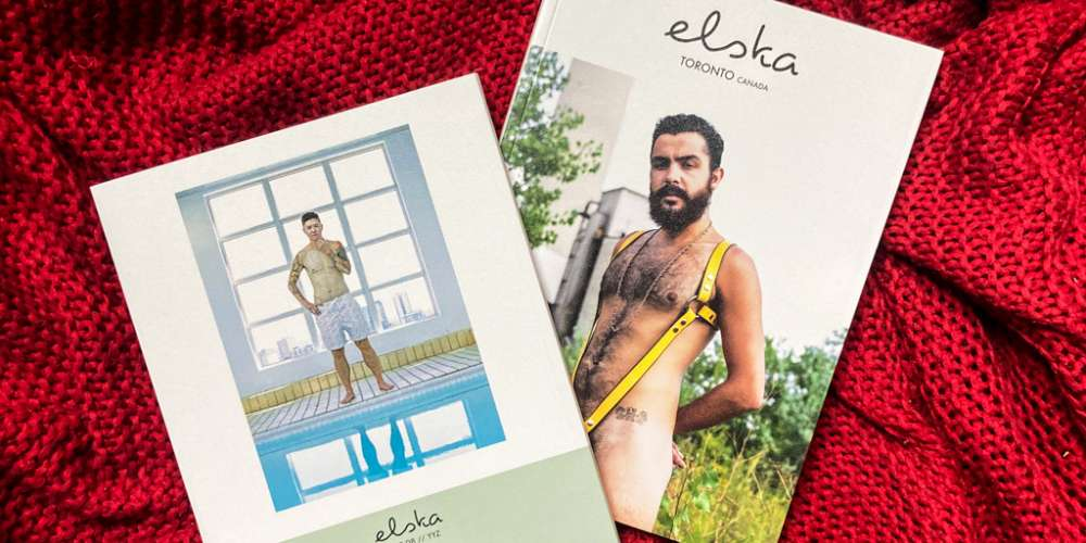 Elska Magazine Gets Up Close and Personal With Toronto's LGBTQ Community