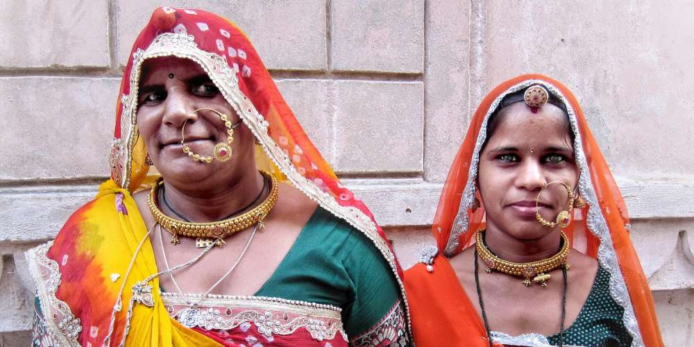 The Hijra Are a Recognized Third Gender in Hindu Society