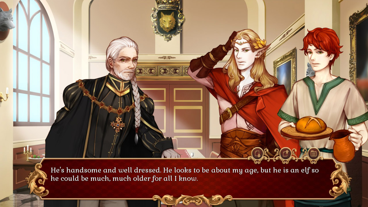 lgbtq games heirs and graces