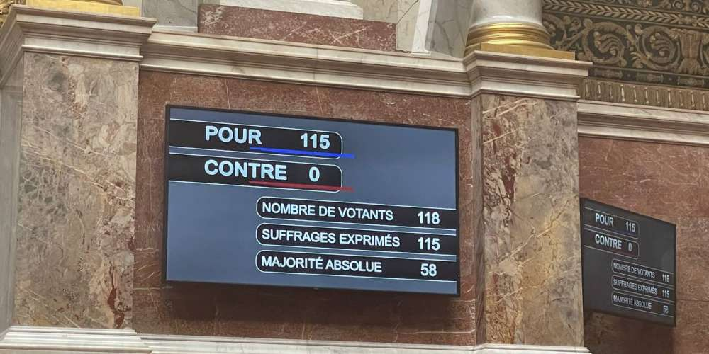 L'Assemblée Nationale vote à l'unanimité pour interdire les thérapies de conversation