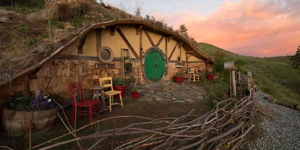 Отпуск мечты: 5 самых необычных предложений Airbnb со всего мира